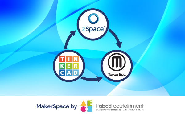 Makerspace in aula con Tinkercad